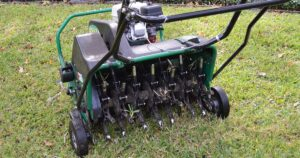 To aerate or not to aerate